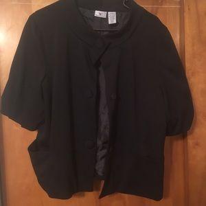 Worthington Black Suit Jacket